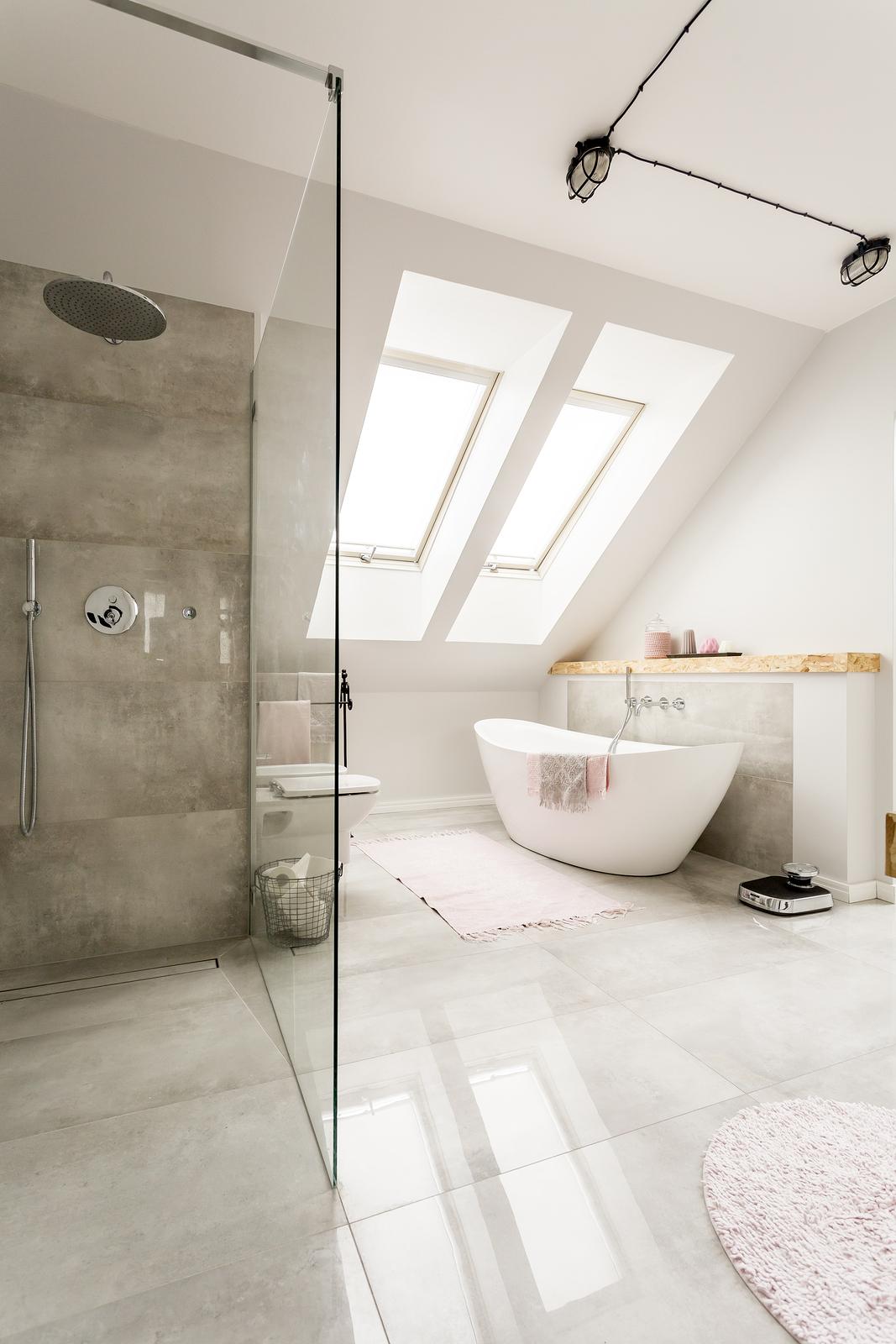 Bathroom Feels Like Spa...