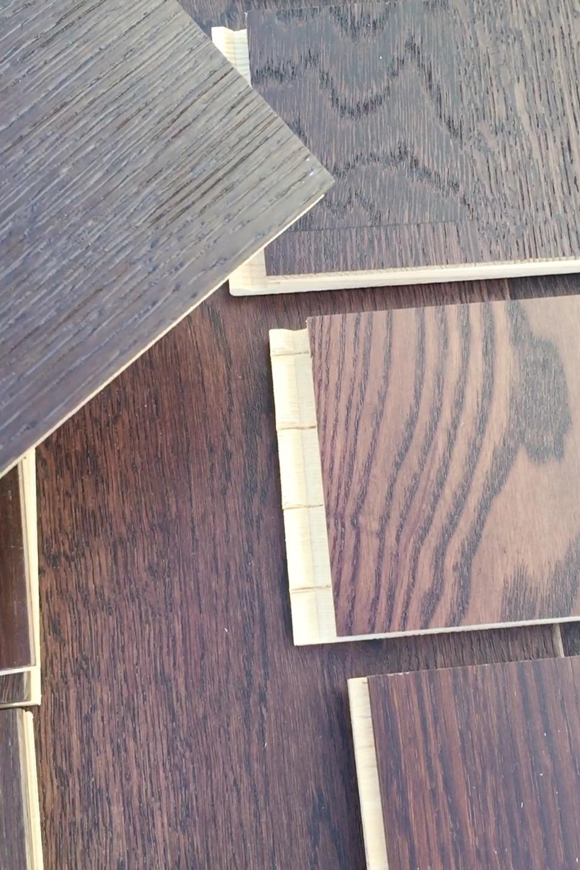 Engineered planks
