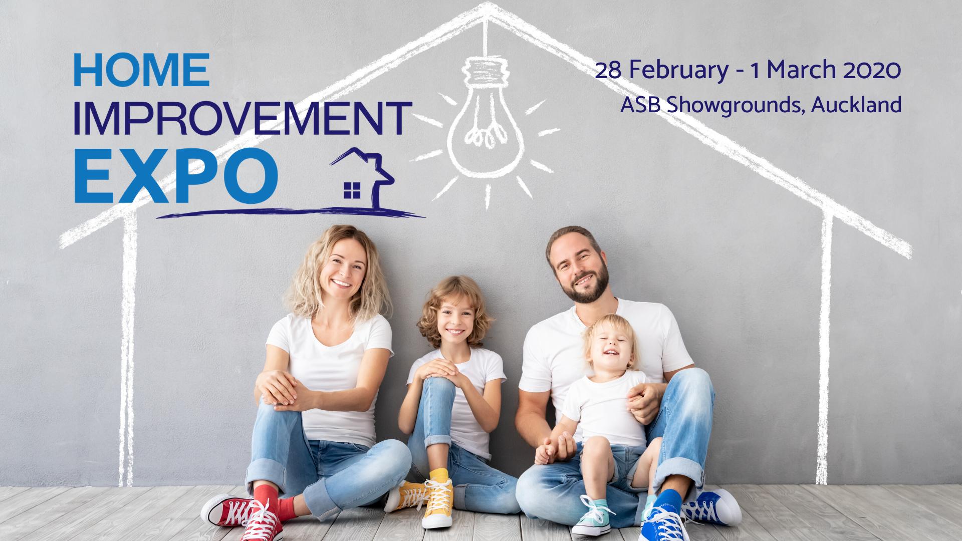Home Improvement Expo Family Logo